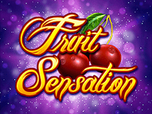 Играть онлайн Fruit Sensation