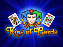 Играть онлайн King Of Cards