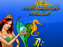 Играть онлайн Mermaid's Pearl
