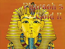 Играть онлайн Pharaohs Gold 2